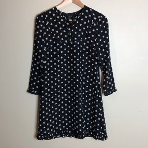 Jcrew Star Dress